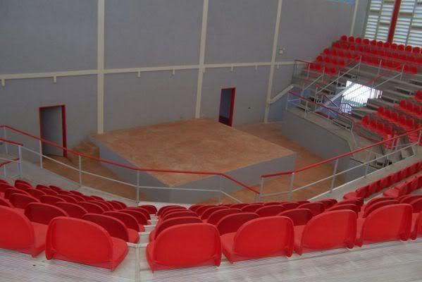 Instalaciones deportivas - Edo. Tachira Pesasuf9