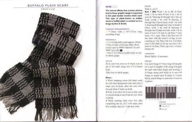 Hỏi mẫu móc khăn nam 35-1