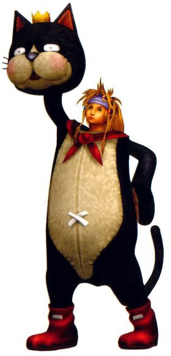 Rikku's Dress Spheres Mascot_Rikku
