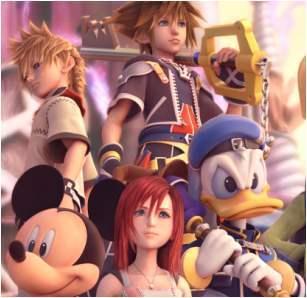 Kingdom Hearts XP