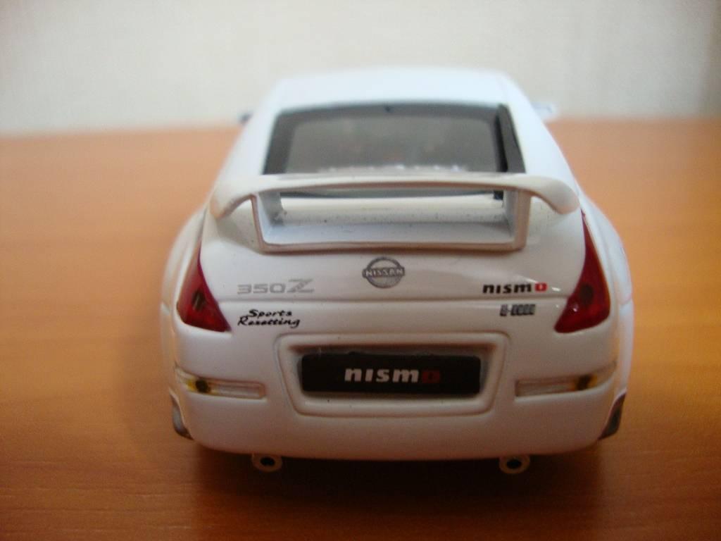J-Collection en 1:43 Nissan350Z005