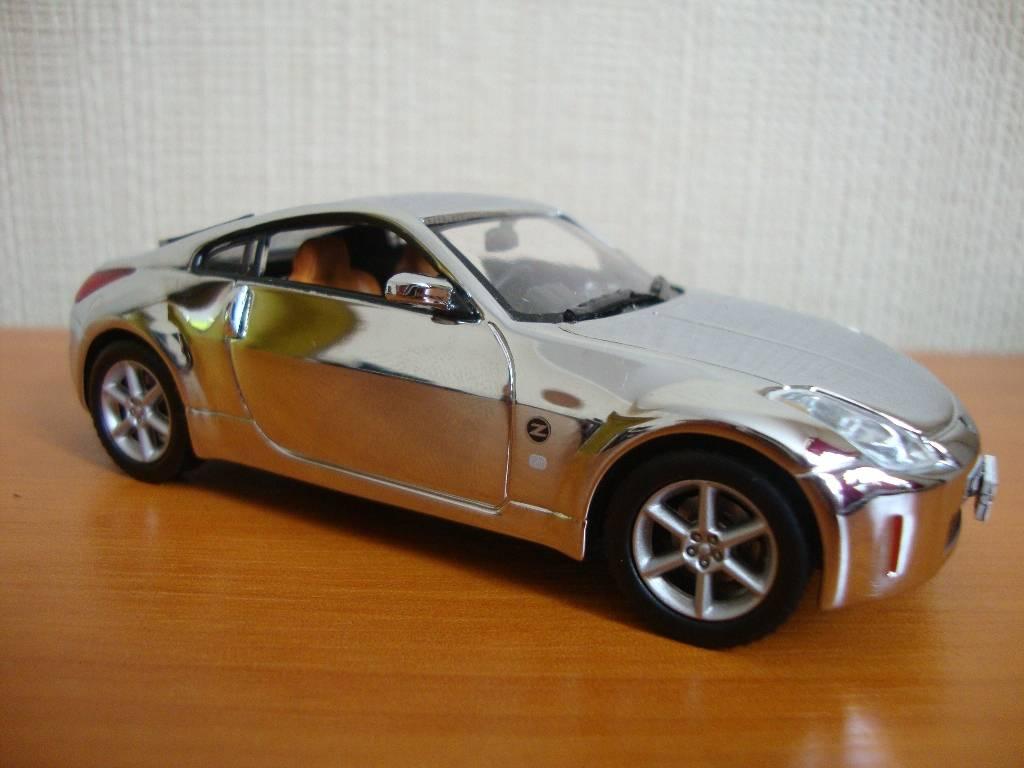 J-Collection en 1:43 NissanFairladyZ001