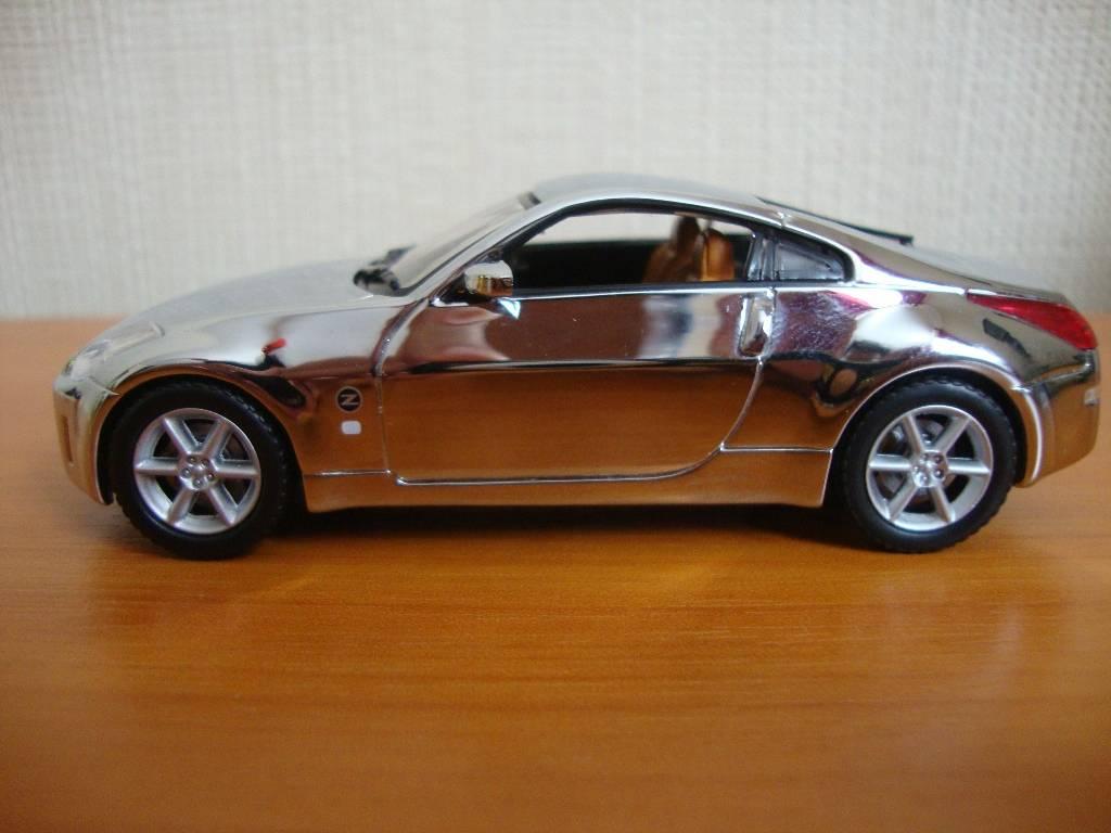 J-Collection en 1:43 NissanFairladyZ003