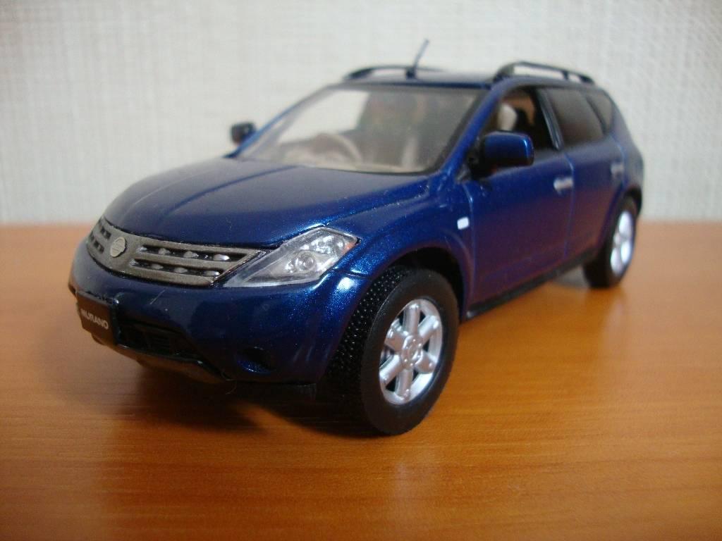 J-Collection en 1:43 NissanMurano001