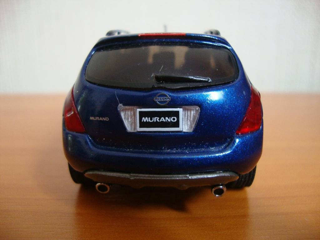 J-Collection en 1:43 NissanMurano004