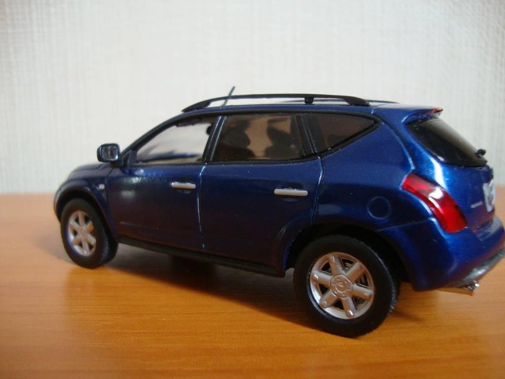 J-Collection en 1:43 NissanMurano005