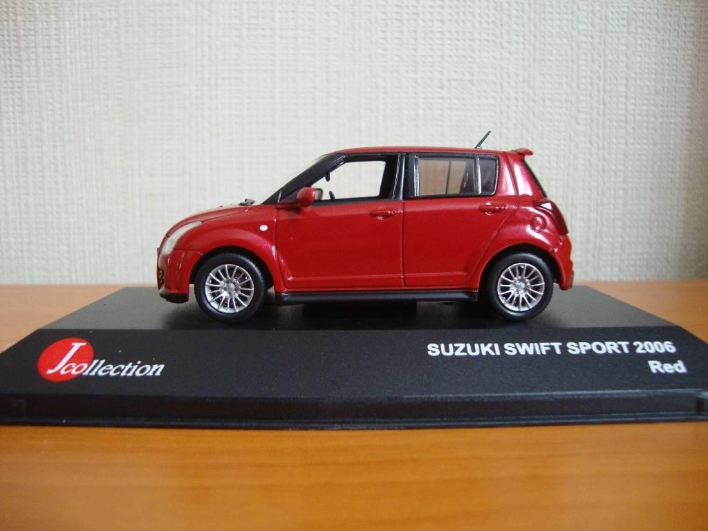 J-Collection en 1:43 SwiftSport001