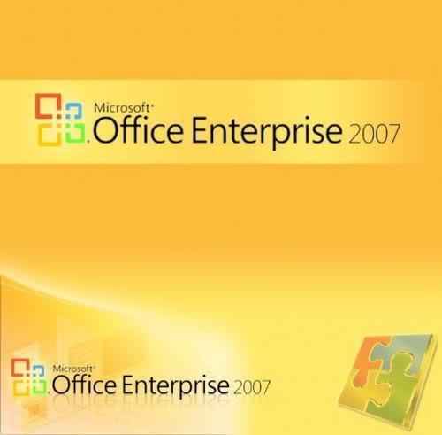 حصريا الأوفيس 2007 بنسخته الإنتربرايس مدمجة بالحزمة الخدمية الثالثة Microsoft Office Enterprise 2007 SP3 (باللغة العربية) على أكثر من سيرفر Office