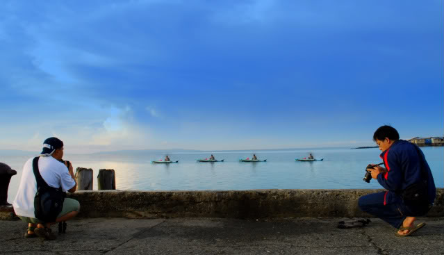 Early Morning at Sta Ana Wharf 4a-1