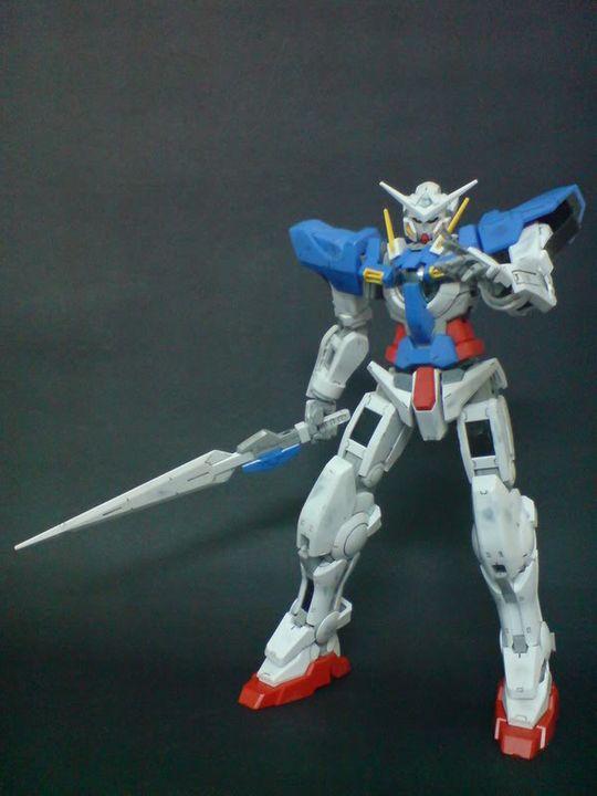 Edis0n Gundam 00 [ Show 0ff place ] DSC01765