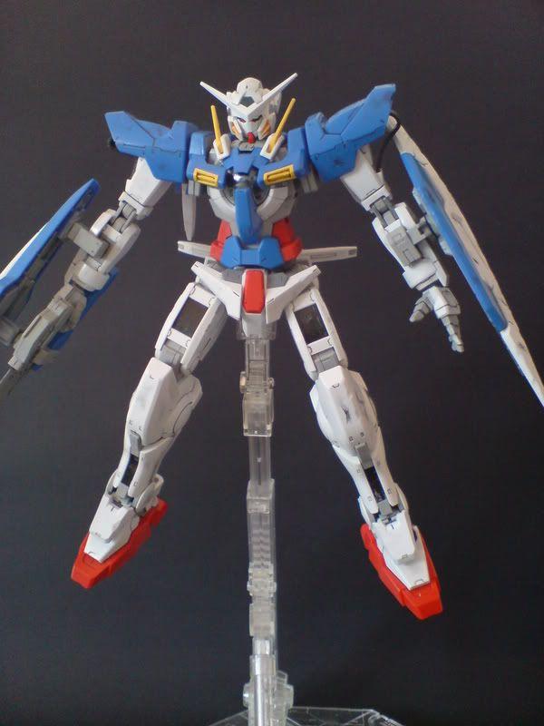 Edis0n Gundam 00 [ Show 0ff place ] DSC01809