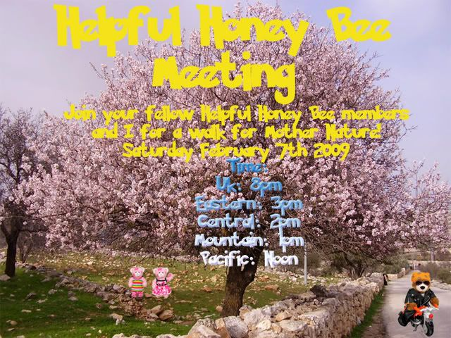 Helpful Honey Bee Spring Parade! Helpfulhoneybeewalkcopy