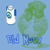 Love Hugs Peace Tee Auction 3 Auctiontee3