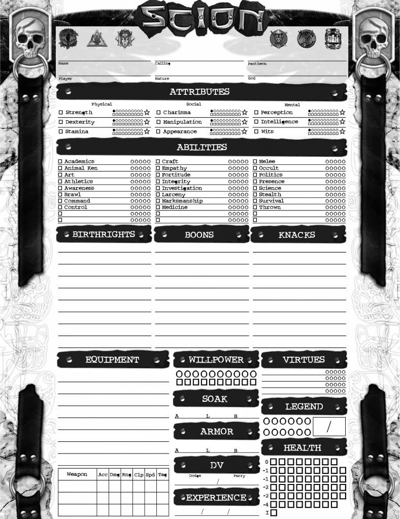 Character Sheet Pg. 1 Scionpg1