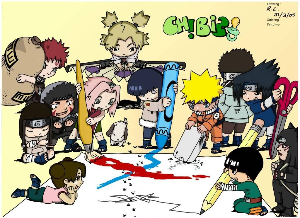 Funny avatars / signatures Collab___Naruto_Chibis_by_Ptitukyo