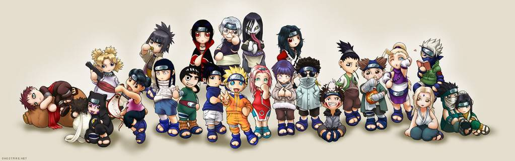 Count by 10's - Page 2 Naruto_Group_by_ghostfire