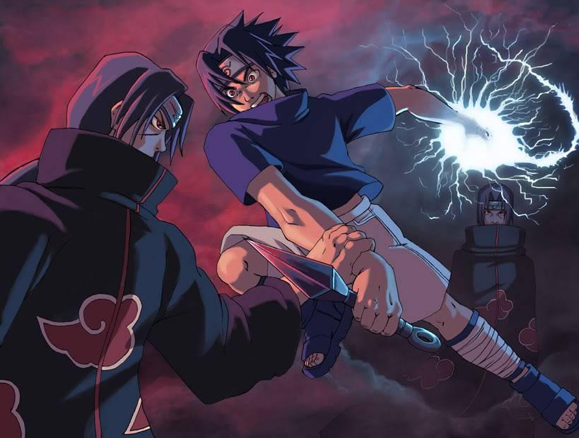 Rate this picture? Naruto__Sasuke_vs_Itachi_by_Risacha