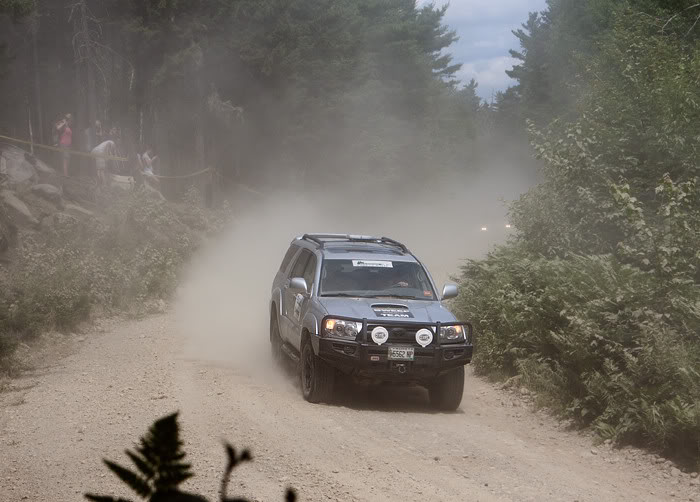 N.E Forest Rally Me2