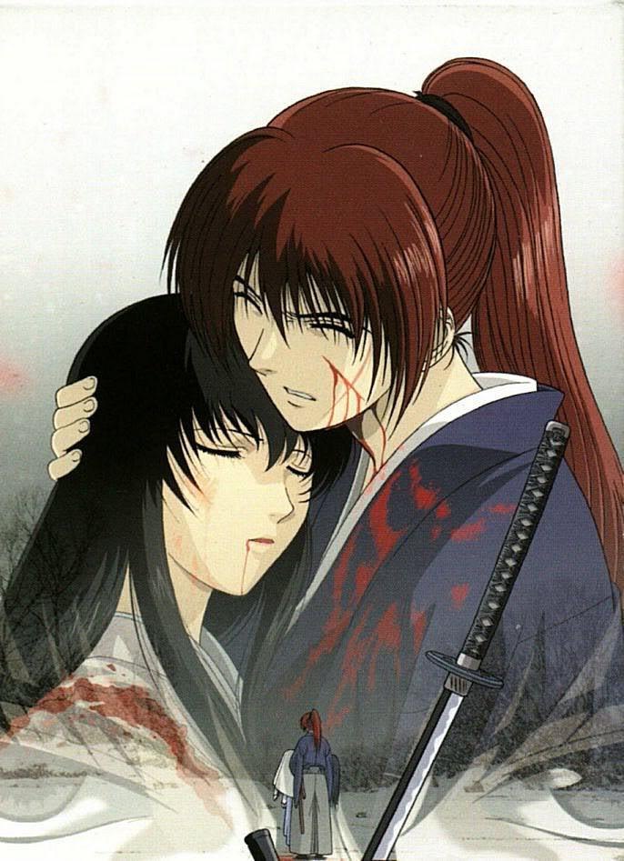 ¿kenshin y Tomoe o Kenshin y Kaoru? 008