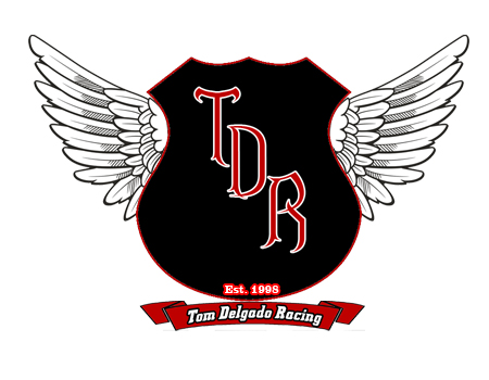 Satan's Army Fan Club (The official thread of  Tom Delgado & Tom Delgado Racing) (WILL CONTAIN RACE SPOILERS) - Page 2 TDR-Logo2014