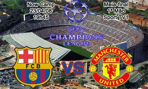 Barcelona 0-0 Man.United [RF] BannermeiasChampions