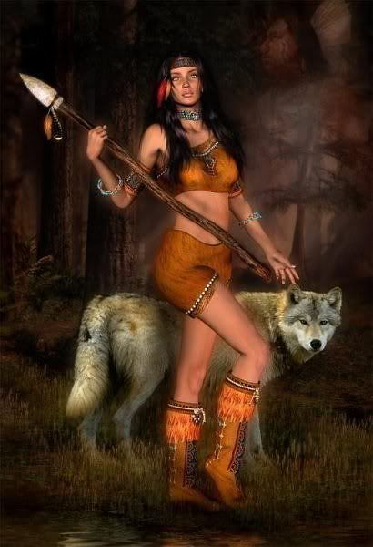 FOTO TË MUAJIT MARS - Faqe 2 Warriorsquawwolf