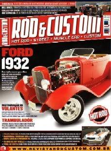 Saiu na revista ROD & CUSTOM RC10001p