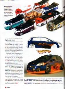 Saiu na revista ROD & CUSTOM RC10008p