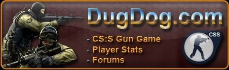 Anyone play counterstrike: source? Dugdoglogo