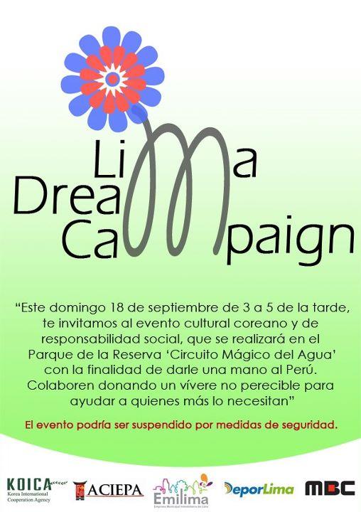 Evento Lima Dream Campaign 311771_266824420004327_111559765530794_911536_1706939143_n