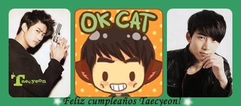 [PROYECTO] Feliz cumple OkCat~ :3 Cats