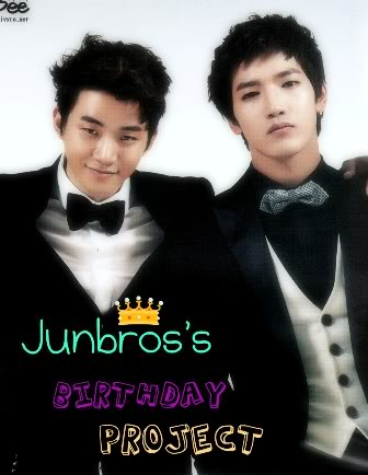 [PROYECTO] Junbro's Birthday Jun