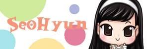 [TR] My little ArtShop^^ Icon/B-set/Blinkies/Banner Seohyun