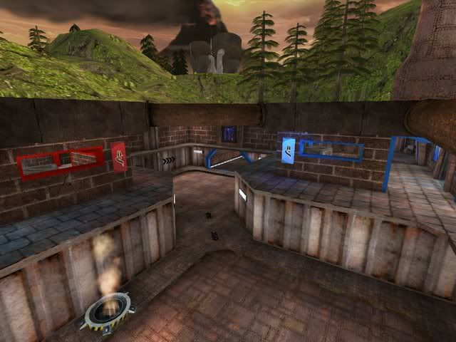 Just a map i thought id finish...CTF-Incinerator Shot00112