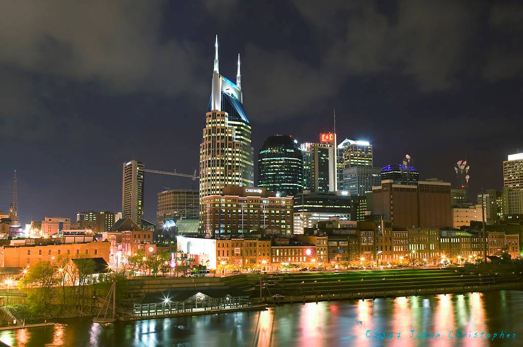 Where you from? Nashville-night