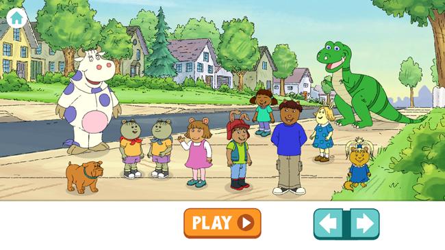 Arthur S Big App