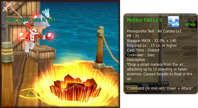 The Ultimate Mage Guide (By Klarity) Meteorfall-3