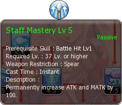 The Ultimate Mage Guide (By Klarity) Staffmastery