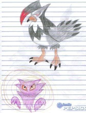 Expon tus Dibujos ya sea a lapiz y papel o corel draw, etc LastScan