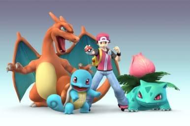 Pokemon trainer en SMASH BROS. BRAWL Pokemon_trainer