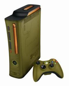 XBOX con tema de HALO 3 Xboxhalo3