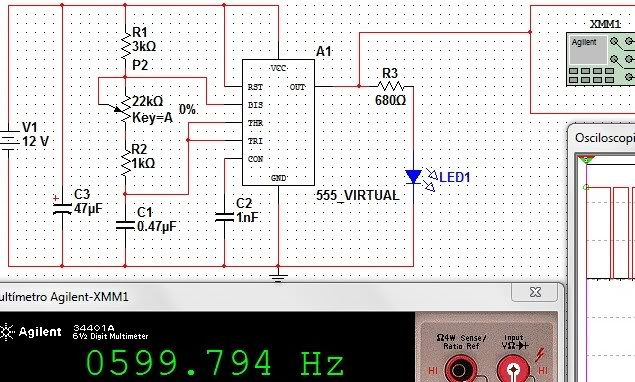 Variador de frecuencia de 1500 W. Basedetiempos3Fmax