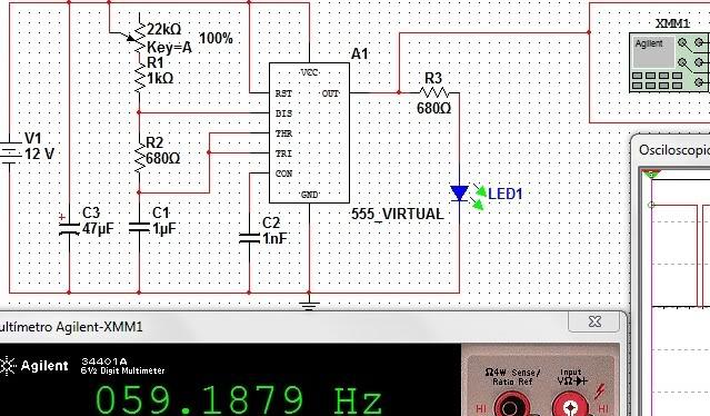 Variador de frecuencia de 1500 W. Basedetiemposn2Fmin