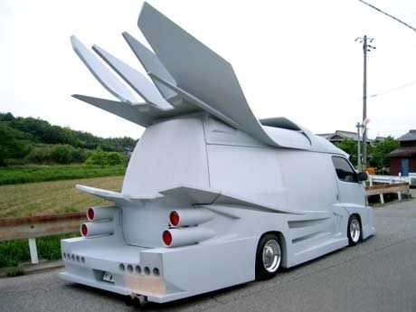 Foto do Dia Weird-car-wings