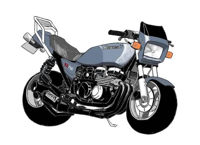 New 'toon Z750E