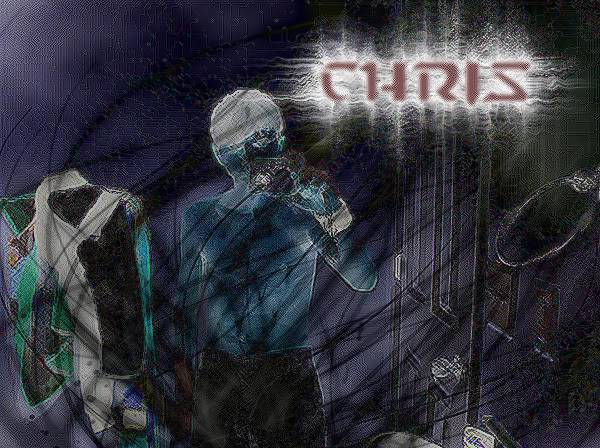 Lone Artist? Chris