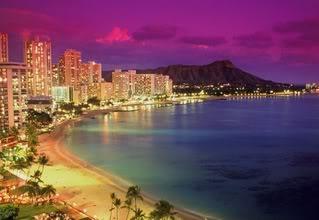 Where would you like to go? Hawaii