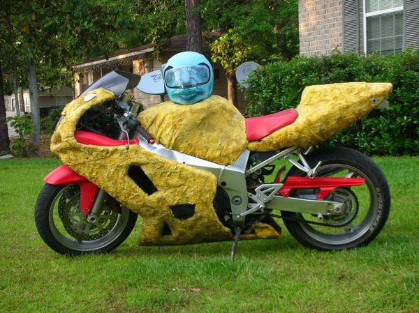 Foley rider here Mybike