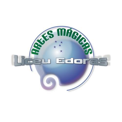 Liceu Edoras de Magia Artes Magicas [E outras escolas] Edoraslogao