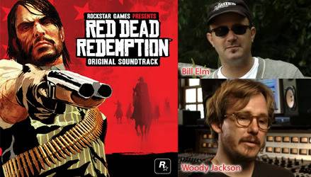 [ B.S.O ] Red Dead Redemption Bso_cover